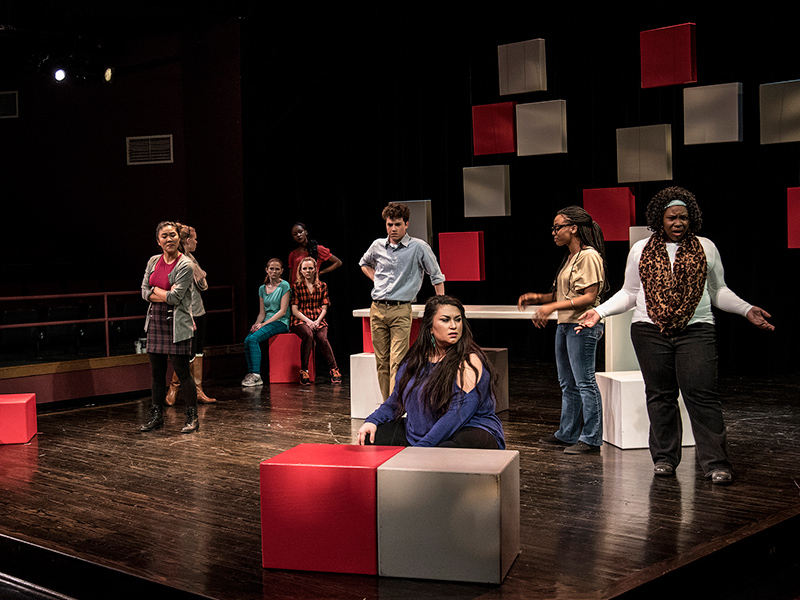"Cast of ""Baltimore"" to perform at national festival"