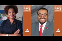 Two from UofL named to Bingham Fellows Class of 2021