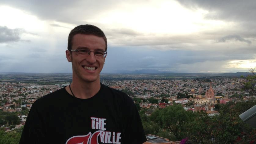 Cards All In Scholarship Spotlight: Biology and Spanish Major Ethan Tomlinson