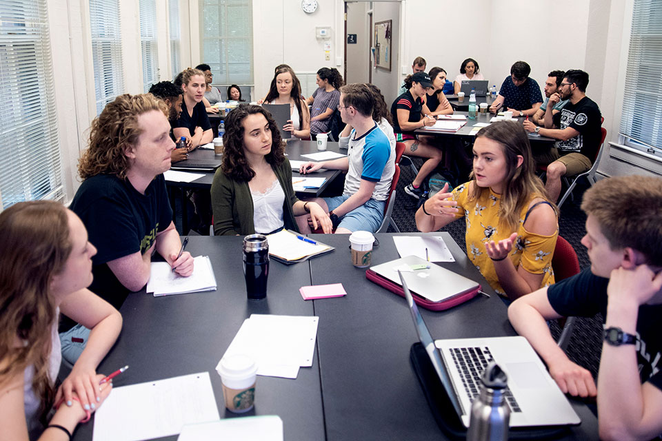 Exploring inequality: Institute aims for intensive undergraduate experience