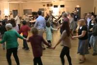 How does dancing help Veterans and sufferers of PTSD?
