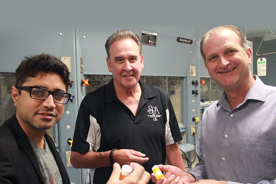 Hydrogen Fuel Research Tests Sustainable Catalyst Development