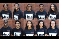 Get to know our newest MLK Scholars