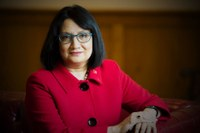 President Neeli Bendapudi to discuss liberal arts in global economy on March 5