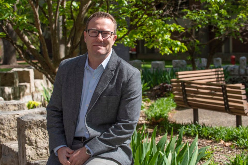 Prof. Krebs (History) tapped to teach at Army War College