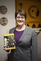 Professor Jennie Burnet delivers keynote address at Rwanda Revisited conference