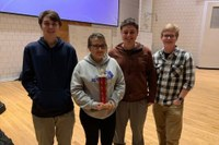 UofL Quiz Bowl team double winners in 2018