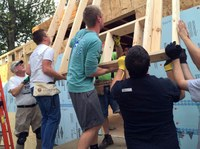 Raise the Roof: First student-funded Habitat for Humanity house built in Louisville