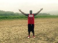 Louisville OL Pedro Sibiea takes A&S study abroad trip to Panama