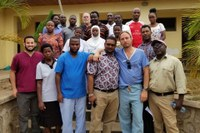 Sociology alumnus supporting health care in East Africa