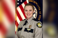 Southern Police Institute swears in first female SVE officer