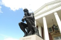 The Journey of UofL's The Thinker