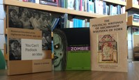 Three Books Released by Members of English Department