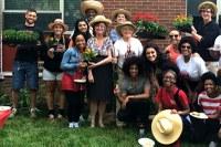 Latin American Studies Unveils Tranquility Garden