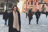 Communications student captures study abroad trip with award-winning video