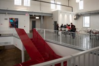New A&S building in West Louisville formally opens with ribbon cutting