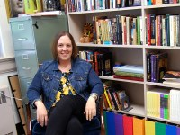 Meet Egyptian History Prof. Jennifer Westerfeld