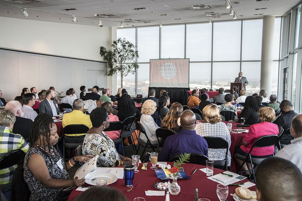 March 7 forum will focus on arts, economy, revitalization in west Louisville