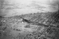 History of Louisville's great flood of 1937