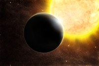 Exoplanet discovery and the impending eclipse