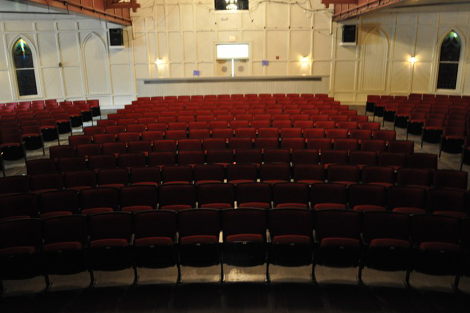 Nefertiti Burton (Theatre Arts) discusses her grant to help West Louisville playwrights