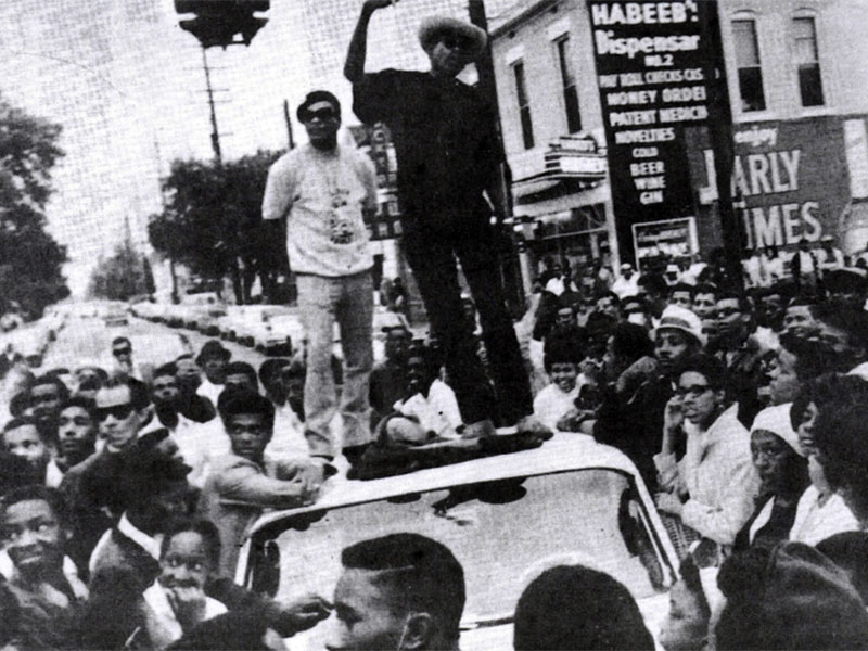1968 civil rights protest