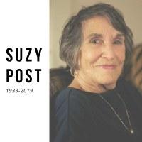 Suzy Post, 1933-2019