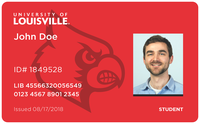 A Cardinal Card Get —