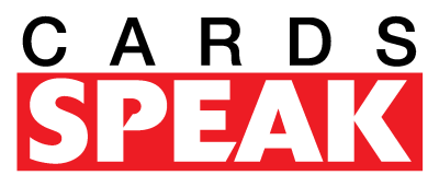 cards speak logo