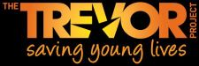 the trevor project. saving young lives. if you need help please call the trevor lifeline at 866 4-u-trevor (866-488-7386)