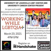 Working While LGBTQIA+