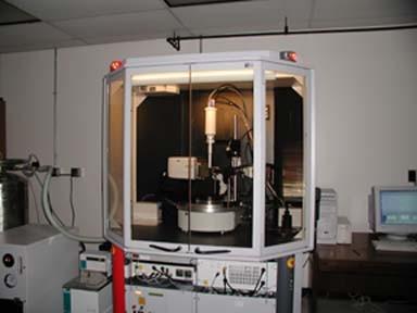 Bruker APEX X-ray Diffractometer