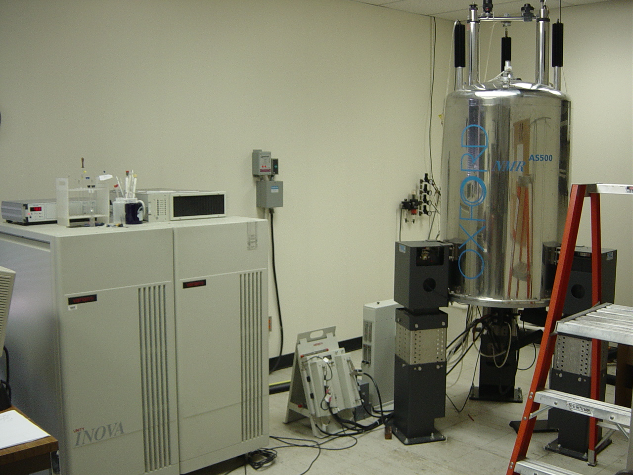 Nuclear Magnetic Resonance Spectrometers Department Of Chemistry