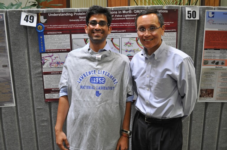 Neeraj Kumar at LLNL