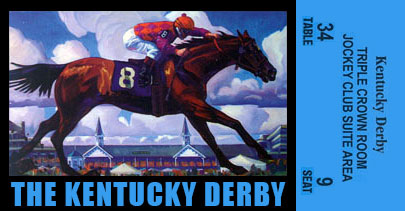 derby ticket