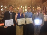 2019 UofL Arts and Science Awards from Chemistry