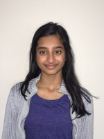 "Bhavana Pavuluri, from Dr. Handa's research group, receives ""Ciba Travel Award"" from ACS"