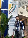 Dhruba Pattadar receives travel award from the Society for Electroanalytical Chemistry (SEAC)