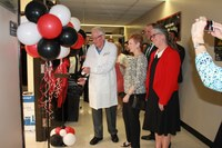 Tilford Riehl Organic Teaching Lab's Official Ribbon Cutting Ceremony