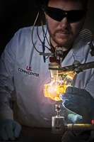 UofL researchers developing method to convert carbon dioxide to usable products