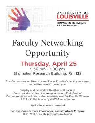 CODRE Faculty Networking Opportunity