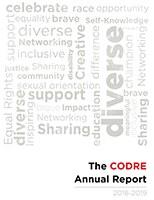2018-19 CODRE Annual Report2