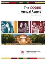 2016-17 CODRE Annual Report