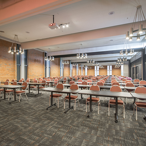 The Founders Union large, modern ballroom