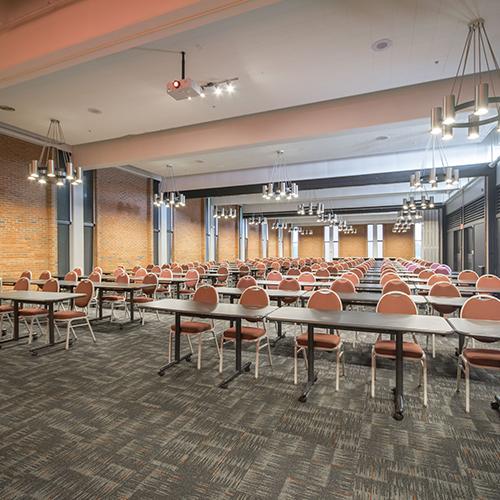The Founders Union large, modern ballroom