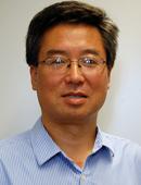 Portrait of Xiang Zhang, PhD