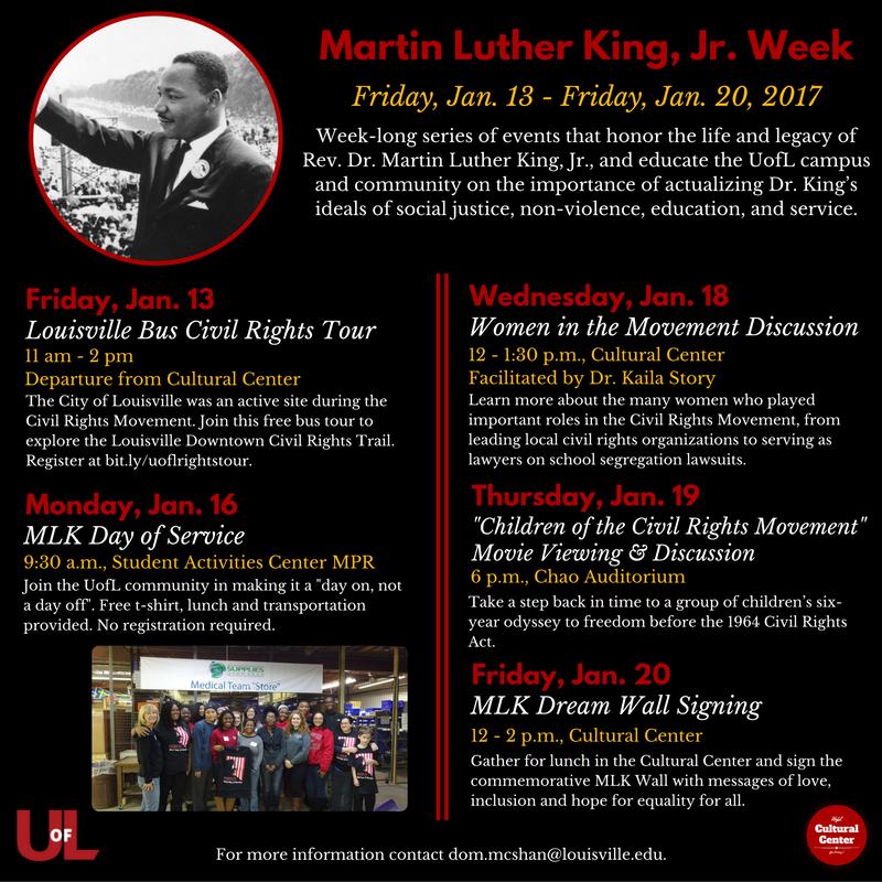 MLK Week 2017