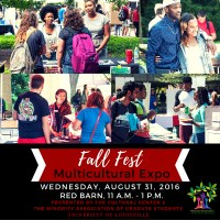 Fall Fest | Multicultural Expo