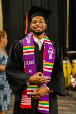 Picture of graduating member of the 2019 class.