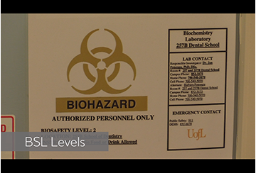 Link to Biosafety Lab video